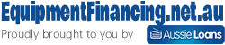 Equipment Financing – Brisbane, Melbourne, Sydney, Gold Coast