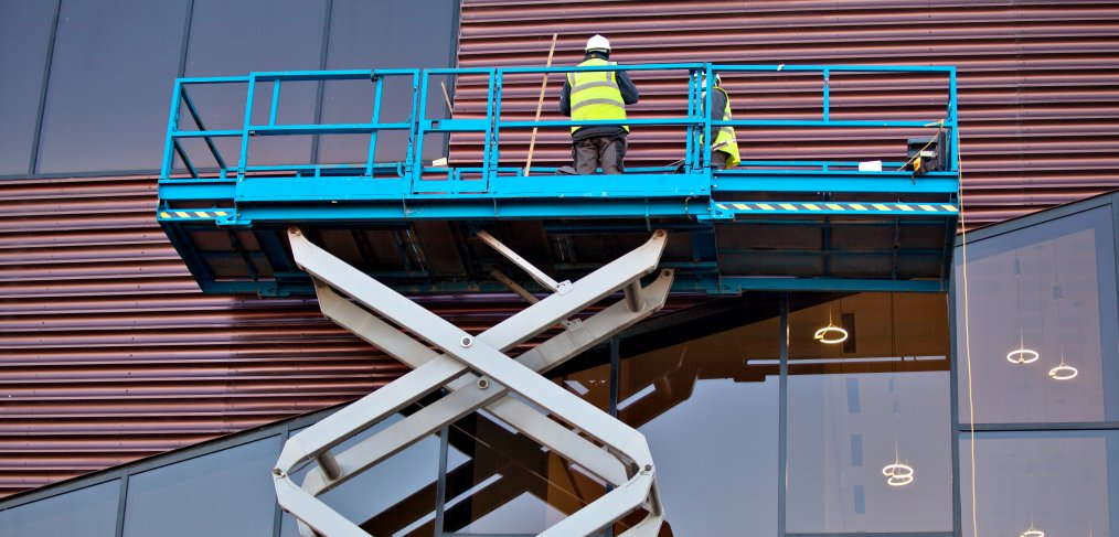 Scissor Lift Finance